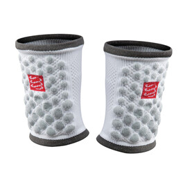 Compressport 3D Dots Sweatband White